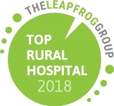 top rural hospital 2018 award